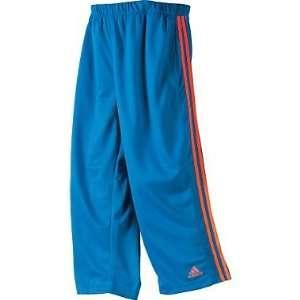 Adidas Womens Plus Size Relay Capri Pants Blue Sports