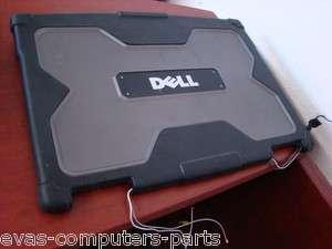 DELL LATITUDE D630 XFR LCD BACK COVER 14.1 F411C