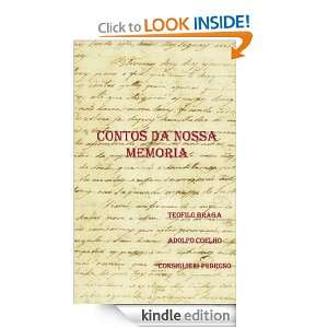 Contos da nossa memoria (Portuguese Edition): Teofilo Braga