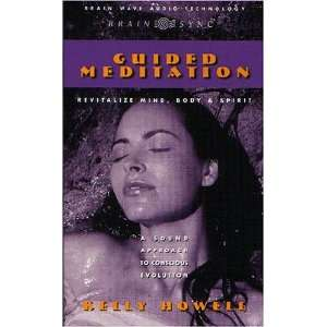 Meditation (Brain Sync Series) (9781881451143): Kelly Howell: Books