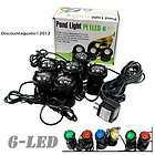 LED POND FOUNTAIN LIGHT IN OUT WATER UL LISTED NEW items in Discount