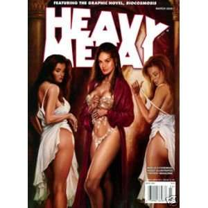 HEAVY METAL MAGAZINE   MARCH 2009 HEAVY METAL MAGAZINE