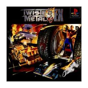 Twisted Metal EX [Japan Import]