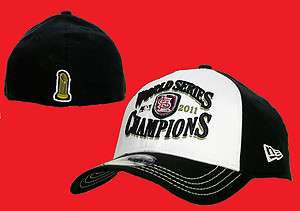 St Louis Cardinals MLB World Series Champions 39thirty Hat by New ERA