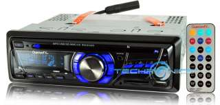 NEW CAR STEREO CD  PLAYER IN DASH RADIO RECEIVER WITH SD MMC CARD
