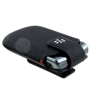 For OEM Blackberry Torch 9810 Leather Case Belt Clip