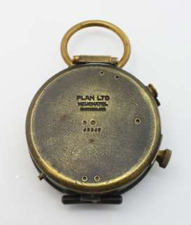 Vintage US Army Engineer Corps Plan LTD Switzerland Military Compass