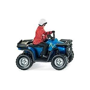 Wiking   02301   Quad Bike ATV (scale 187) Toys & Games