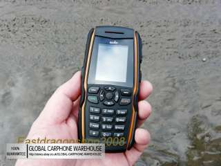 LAND ROVER MILITARY XP3300 Water Dust Proof Defender CELL PHONE