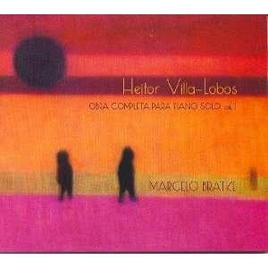 Villa   Lobos / Bratke,marcelo   Obra Completa Para Piano