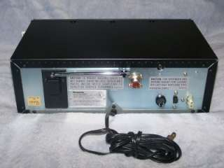 40 CHANNEL CITIZEN BAND BASE TRANSCEIVER with PSB RADIO MODEL RJ 3660