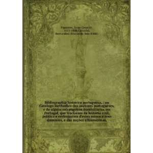 portuguezes, é de alguns . Jorge Cesar de Figaniere Books