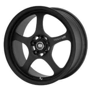 Motegi Racing Traklite1.0 MR2388 Flat Black Wheel (17x8/5x4.5)