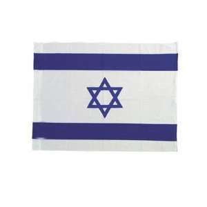 Holy Land Banner Flag: Israel Small 32 X 44