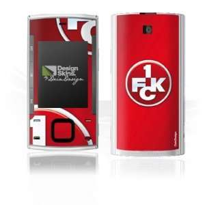Design Skins for Nokia X 3   1. FCK Logo Design Folie