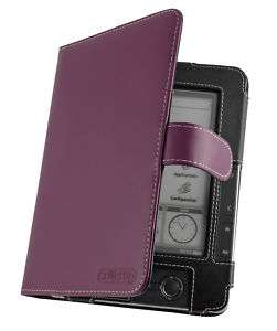 Cover Up PocketBook Pro 602 / 603 / 612 Purple Leather Case
