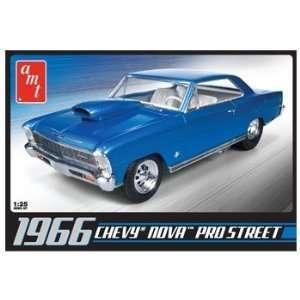 1/25 66 Chevy Nova Pro Street: Toys & Games