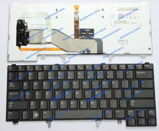 DELL Latitude E6220 series laptop Keyboard  backlit without point