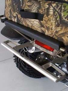 KAWASAKI PRAIRIE 650 700 REAR GRAB BAR QUAD ATV WHIP