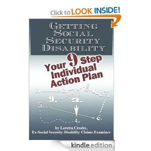 Getting Social Security Disability: Your 9 Step Individual Action Plan