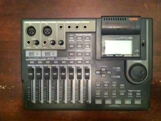 Fostex VF08 8 Track Digital Multi Track Recorder