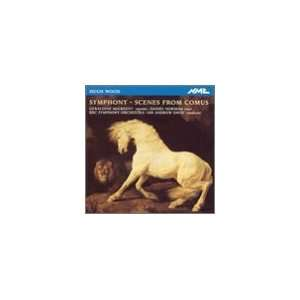 Hugh Wood: Symphony; Scenes from Comus: Hugh Wood, Andrew