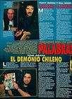 MONSTERS OF ROCK   Brazil T Shirt   Kiss,Black Sabbath, Slayer