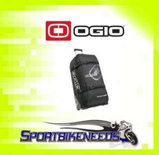 Ogio Tanker 9600 Stealth Black Wheeled Gear Bag