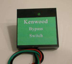 NEW KENWOOD KVT 617DVD ELECTRONIC VIDEO LOCKOUT BYPASS
