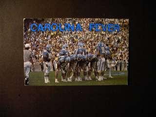 North Carolina Tar Heels 1981 NCAA football schedule