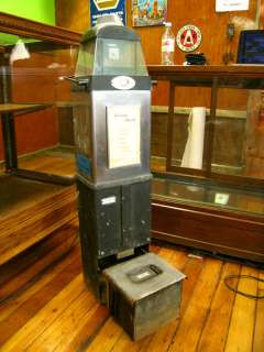 MTA coin fare box Metro Transit Authority Bus