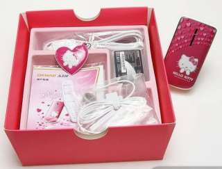 Hello Kitty OKWAP Mobile A310 CDMA Cell Flip Phone NEW