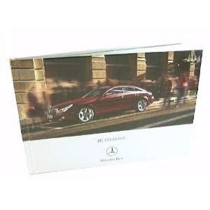 06 Mercedes CLS Hardcover BROCHURE CLS 500 AMG 63