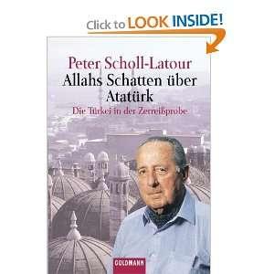 Allahs Schatten über Atatürk. (9783442151370): Peter
