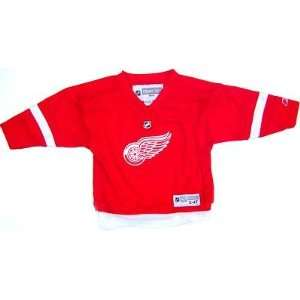Toddler Infant Baby Detroit Red Wings NHL Replica Hockey