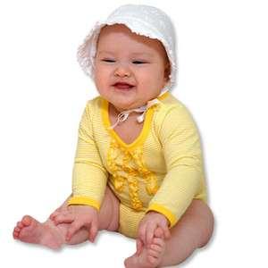 Stripe Baby Boy Girl Infant Cotton Clothing /WBA 108~109(no032)