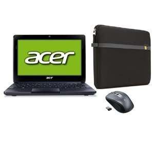 Acer 11.6 AMD Dual Core 320GB Netbook Bundle