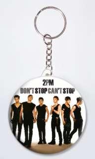 2PM Korean Boy Band Again & Again #8 Key Chain Key Ring [K428]