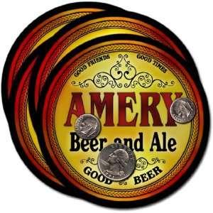 Amery , WI Beer & Ale Coasters   4pk: Everything Else