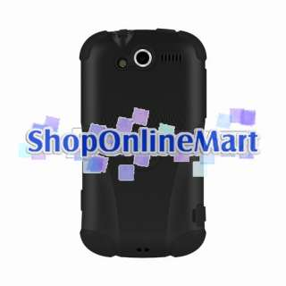 Trident Aegis Case for HTC myTouch 4G Black