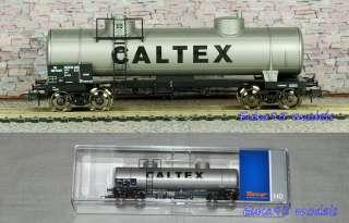 ROCO 66823   NS CARRO CISTERNA CALTEX HO NUOVO