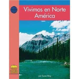 Vivimos en Norte America (Yellow Umbrella Books for Early