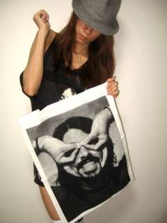 Dave Grohl Foo Fighters Nirvana drumme Canvas Cotton Pop Tote Bag