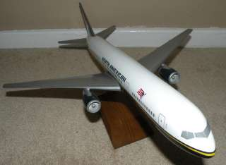 100 scale North American Airlines 767 400 by Wesco models