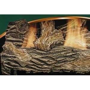 Glow 24 Inch Winchester Oak Vent Free Propane Gas Logs