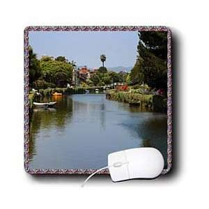 California   Los Angeles Venice Beach Canals   Mouse Pads Electronics
