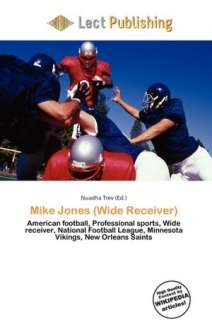 BARNES & NOBLE  Mike Jones (Wide Receiver) by Nuadha Trev, Lect