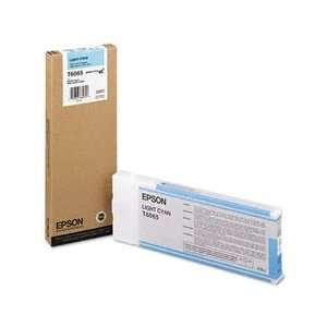 Epson® EPS T606500 T606500 (60) INK, LIGHT CYAN