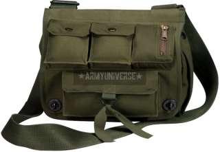 Venturer Olive Drab Military Survivor Shoulder Bag
