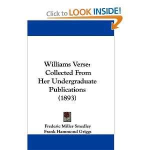 Frederic Miller Smedley, Frank Hammond Griggs, Howard Opdyke: Books
